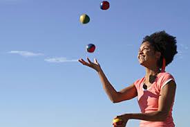 juggling post