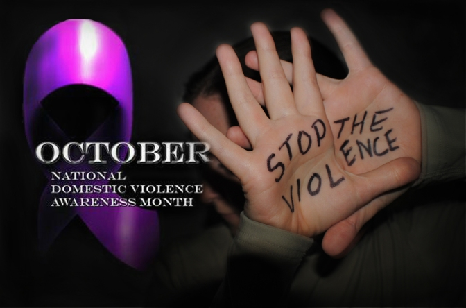 Domestic Violence – Join In the Fight